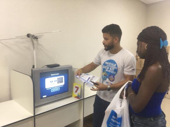 Faltam menos de 7 dias para o desligamento do sinal analógico na região de São Luís