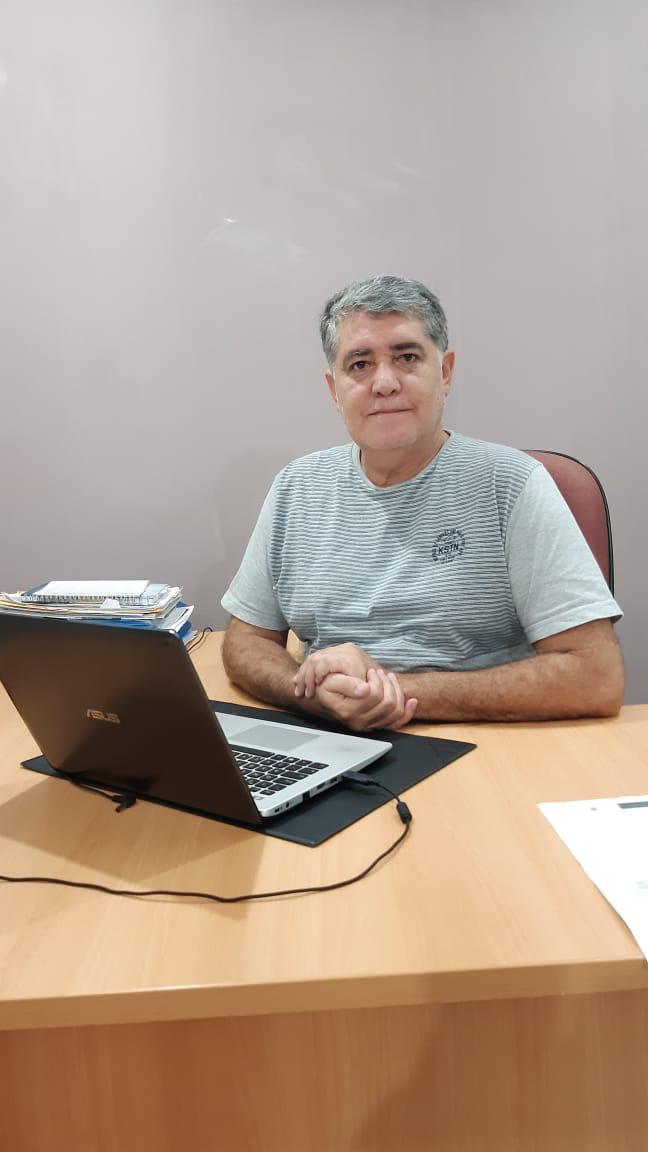 Eugênio Oliveira da Administradora Condomaxx.