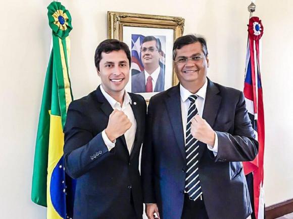 Flávio Dino e Duarte Jr palestram em Simpósio Jurídico de Imperatriz