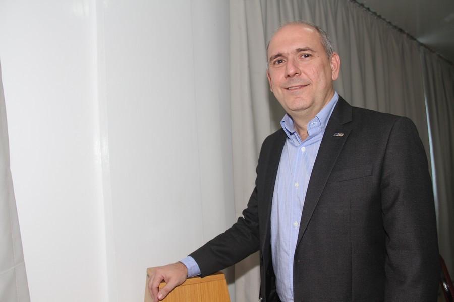 DIVULGAÇÃO: O Pres. da CDL SLZ Fábio Ribeiro, que anuncia o lançamento do serviço CDLivery.