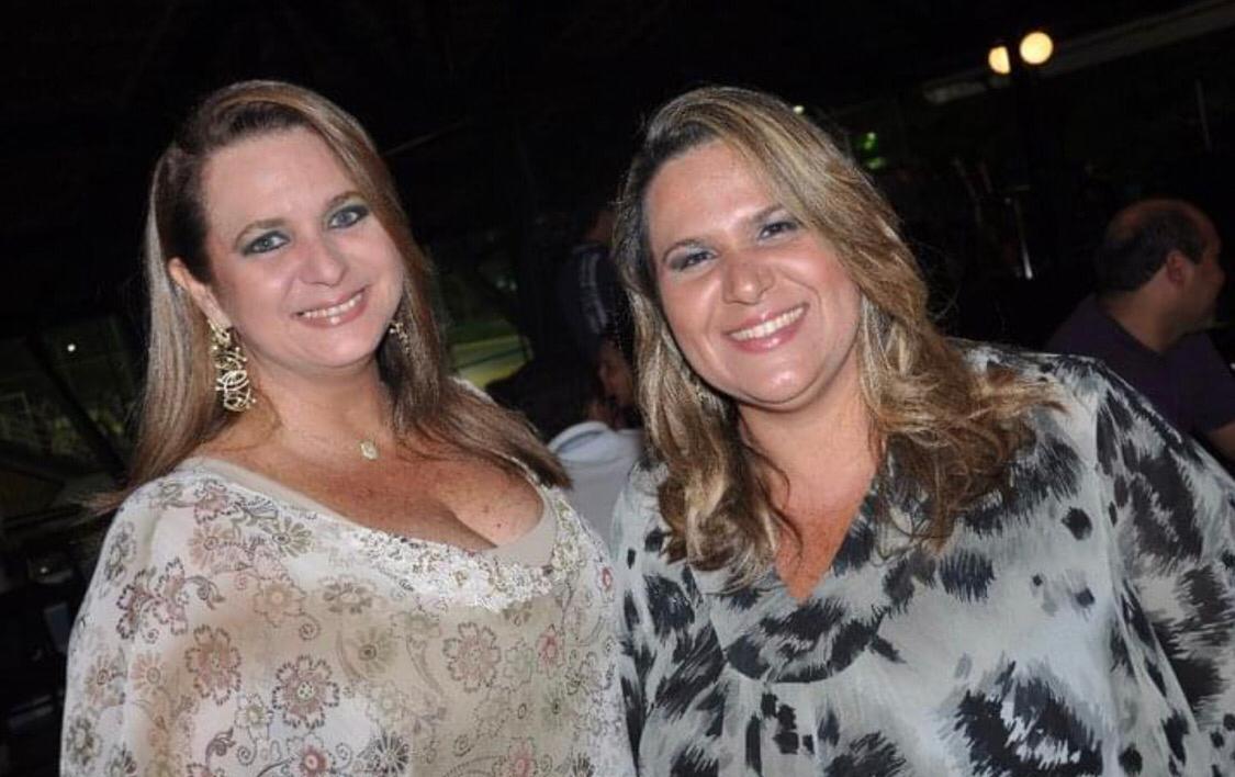 Adriana e Danielle Vieira da InterMída Comunicação Integrada, responsáveis pela divulgação do projeto.