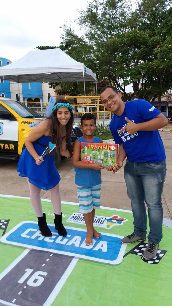 Detran-MA realiza Tarde Cultural na Vila Palmeira
