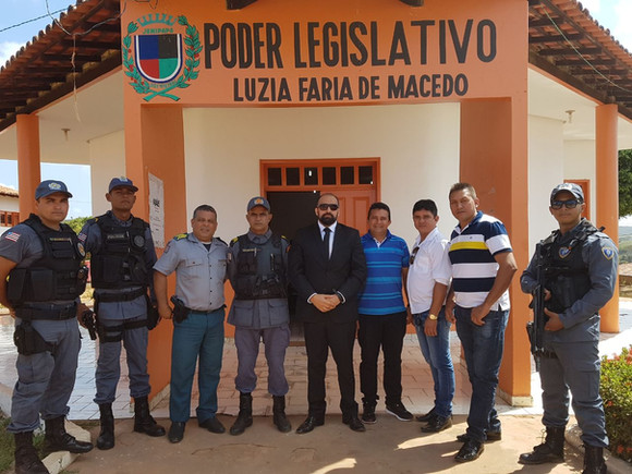 Defensoria Pública leva atendimento jurídico para Jenipapo dos Vieiras