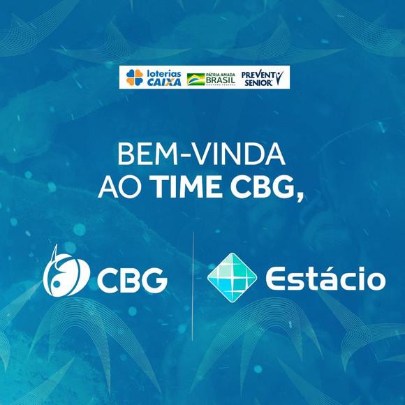 CBG e Estácio celebram parceria que vai oferecer bolsas de estudo a atletas