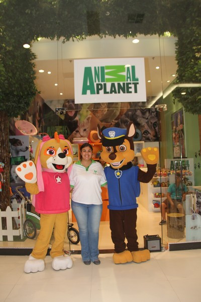 PET SHOP DE LUXO ANIMAL PLANET