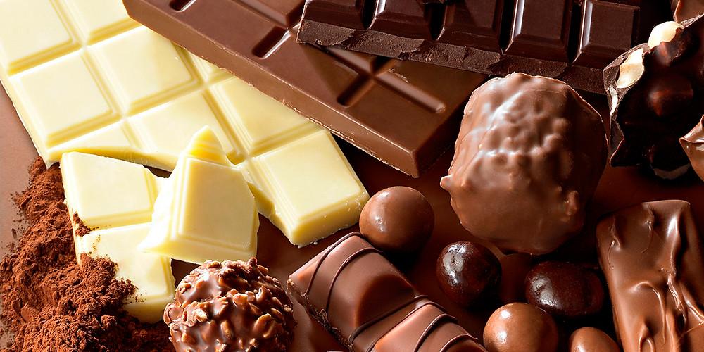 Quanto mais teor de cacau, mais saudável é o chocolate