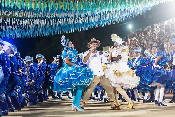 Quadrilha 'Matutos do Rei' também abrilhantará o Ammarriê nesta sexta-feira em São Luís