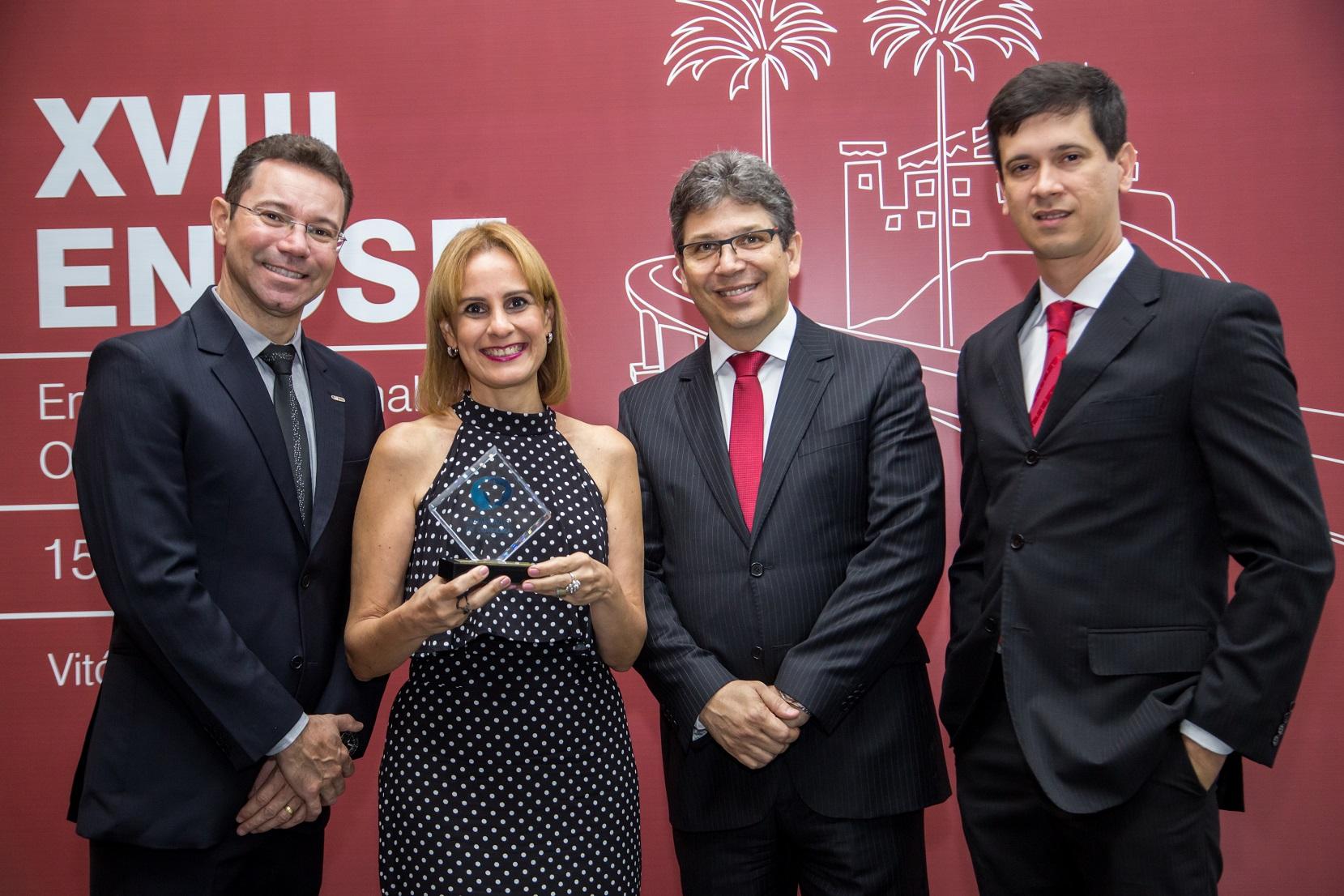 Vencedores do Prêmio ANNEL de Ouvidoria.