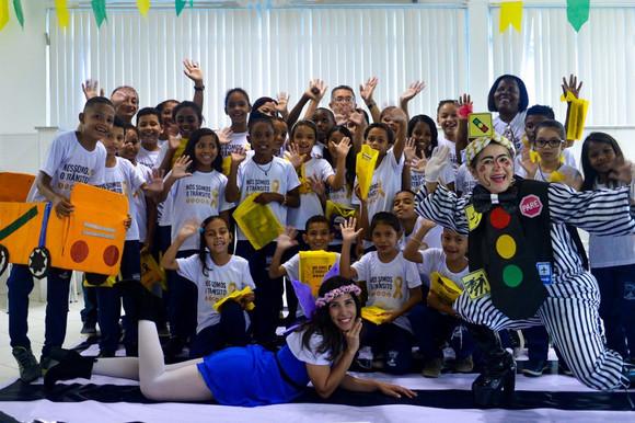 Ações educativas do Maio Amarelo alcançaram mais 268 mil pessoas no Maranhão