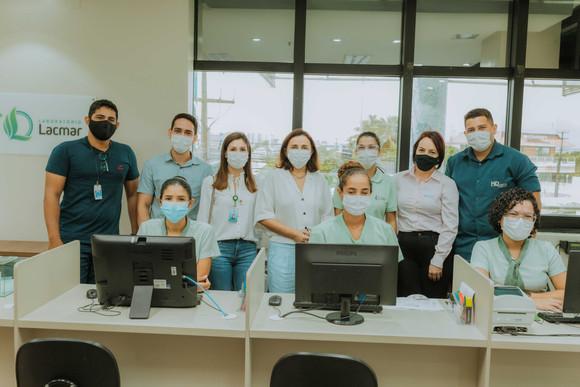 MAIS TECNOLOGIA E AGILIDADE PARA CLIENTES DO LABORATÓRIO LACMAR