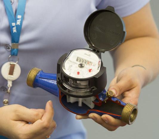 DIVULGAÇÃO:A BRK Ambiental alerta sobre a importância do hidrômetro para combater o desperdício de água.