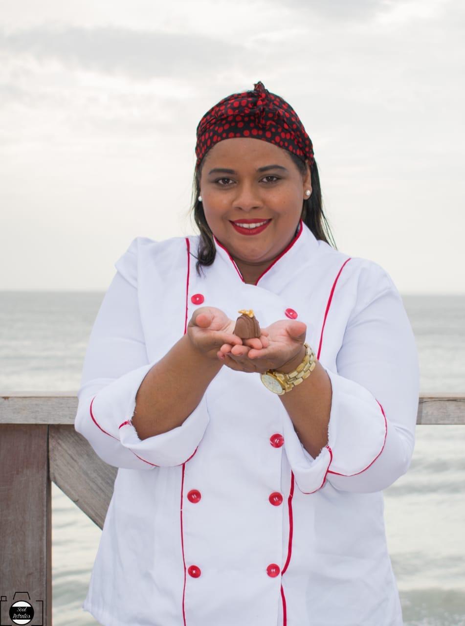 A expert em confeiteira e consultora Rafaella Rocha (Liroch Doces), outra atração do workshop com dicas sobre os melhores modelos e sabores de bolos e doces para bodas.
