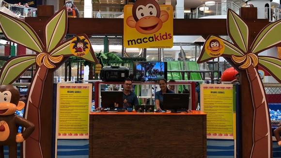 Últimos dias do MACAKIDS: atração da Praça de Eventos do Shopping da Ilha