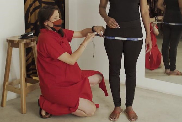 """Novo módulo do curso """"Descomplicando a modelagem"""" ensina tudo sobre o vestido"""