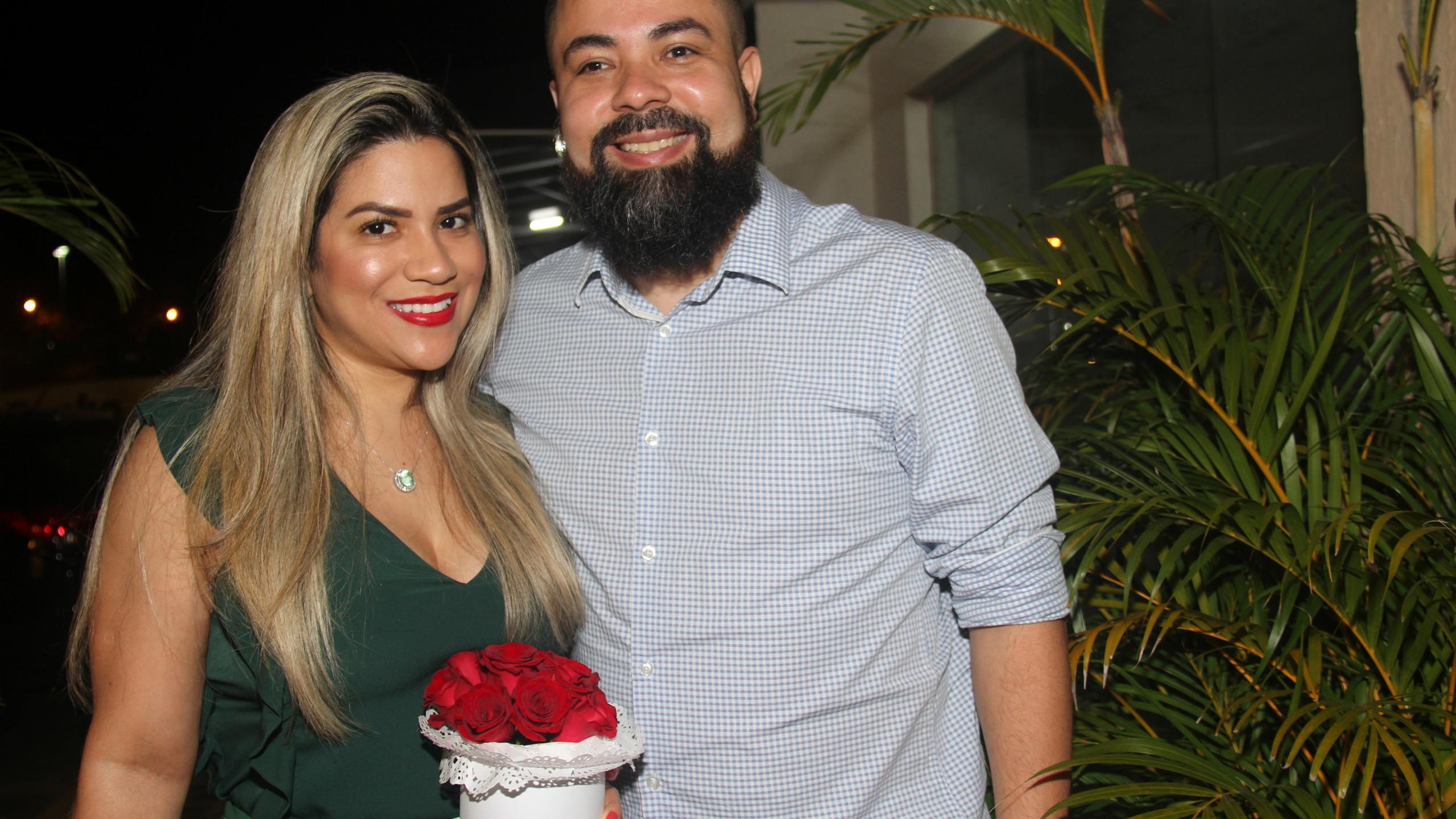 Antônio Mendonça e Lorena Barbosa.
