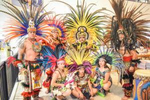 O Ilha Cultural, no Shopping da Ilha, recebe o Festival Internacional de Folclore