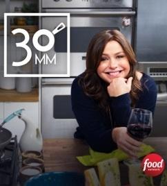 """O programa """"Refeição em 30 Minutos"""" no Food Channel com  Rachael Ray  é um dos destaques da TVN para esse feriado do Dia do Trabalho."""