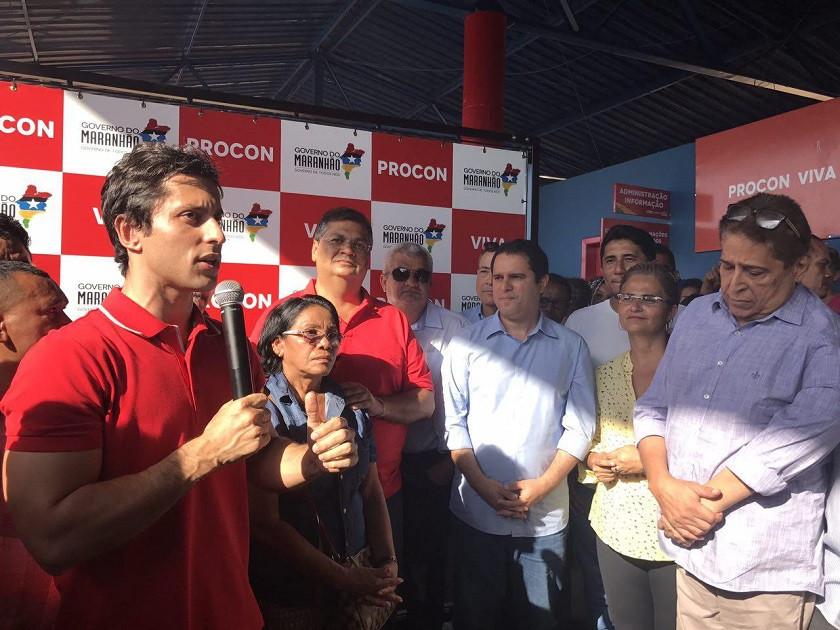 Diretor-presidente do Procon e Viva, Duarte Júnior, destaca os benefícios da reforma realizada no terminal