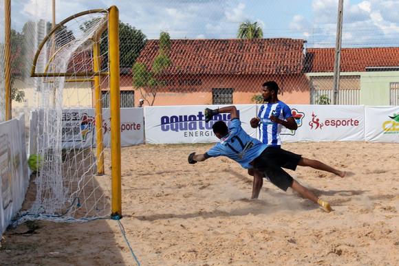 Beach Soccer: Etapa de Santa Inês tem elevada média de 9,3 gols por jogo