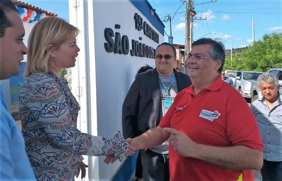 Governo do Estado entrega novas instalações da 15ª Ciretran de São João dos Patos