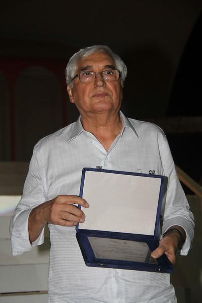 O Pres. do Instituto Áurea Faria, Manoel Faria.