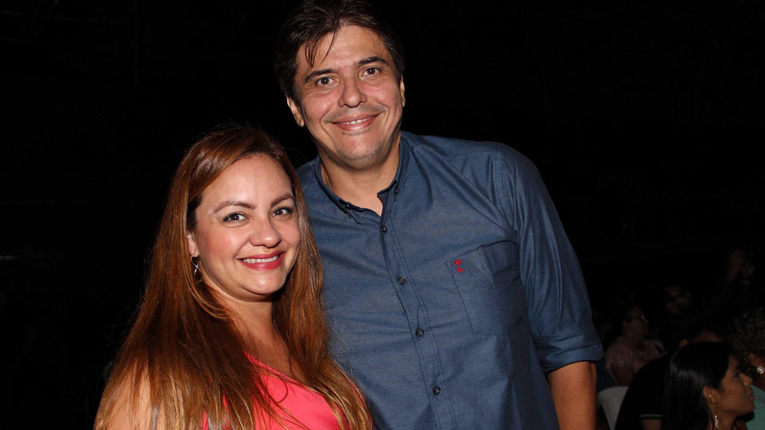 Michele e Ricardo Carreira.