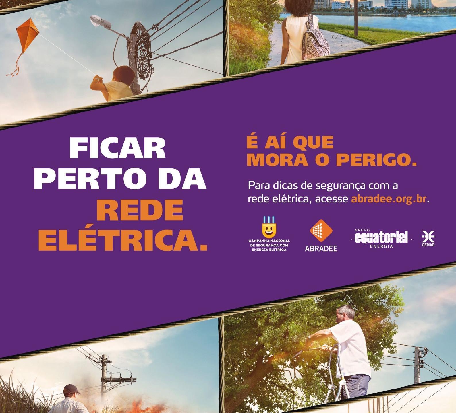 A campanha nacional da XIII Semana Nacional de Segurança com Energia Elétrica; realizada pela Associação Brasileira de Distribuidores de Energia Elétrica (Abradee) é importante para alertar a todos sobre os riscos com a rede elétrica.