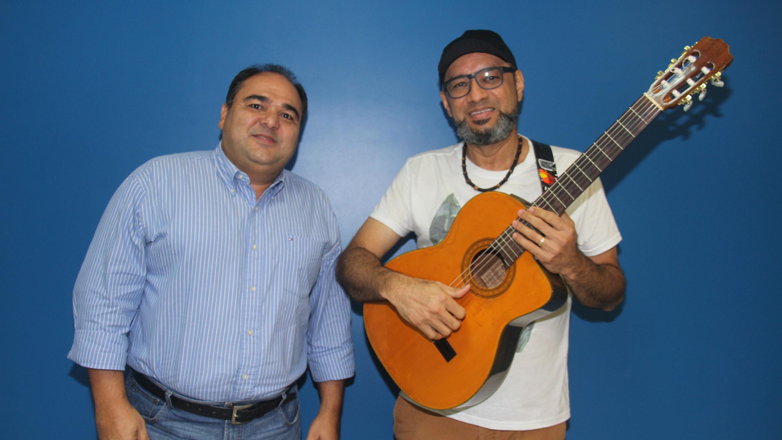 Com Humberto Coutinho  Diretor Corporativo de Infra- Estrutura do Grupo Equatorial/Cemar.