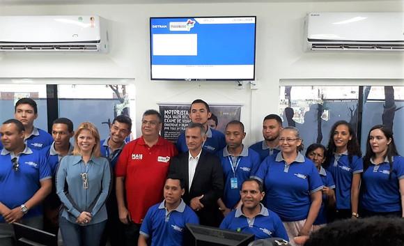 Governo do Estado entrega novas instalações da 3ª Ciretran de Codó