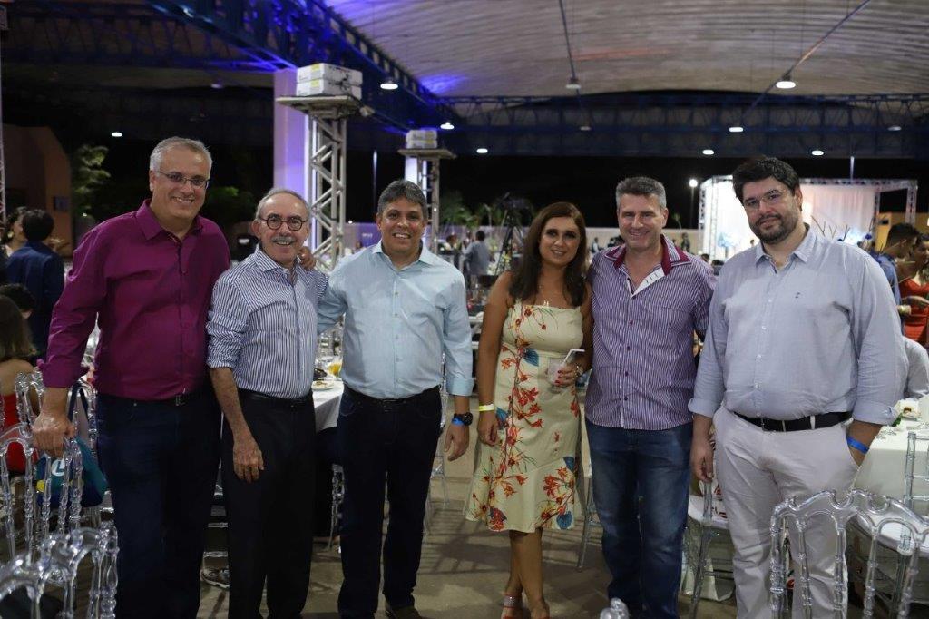 Diretoria e Presidência da Equatorial Maranhão com os Gerentes de Operações.