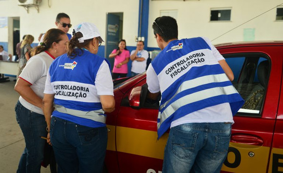 """DETRAN-MA REALIZA SEGUNDA ETAPA DO DIA """"D"""" DE FISCALIZAÇÃO DE VEÍCULOS DE APRENDIZAGEM"""