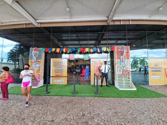 Rio Anil Shopping inaugura circuito de São João com novidades para 2021