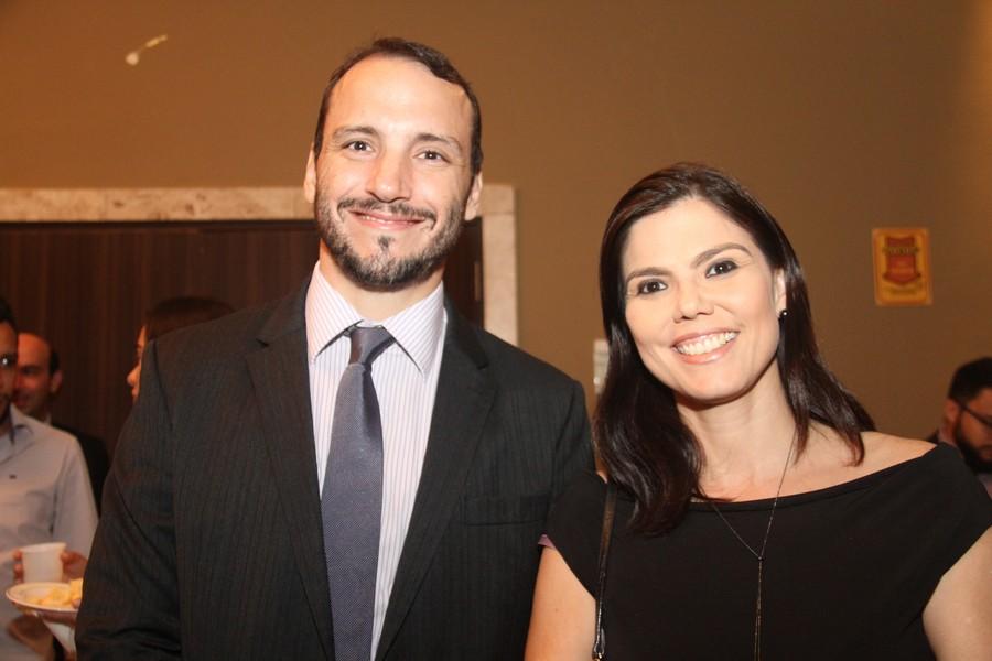 Bruno Mendonça e Ana Carolina Cruz.
