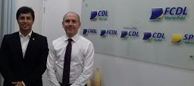 CDL realiza quinta-feira seminário do SPC com palestras de Duarte Júnior, Cidinho Marques e José Dom