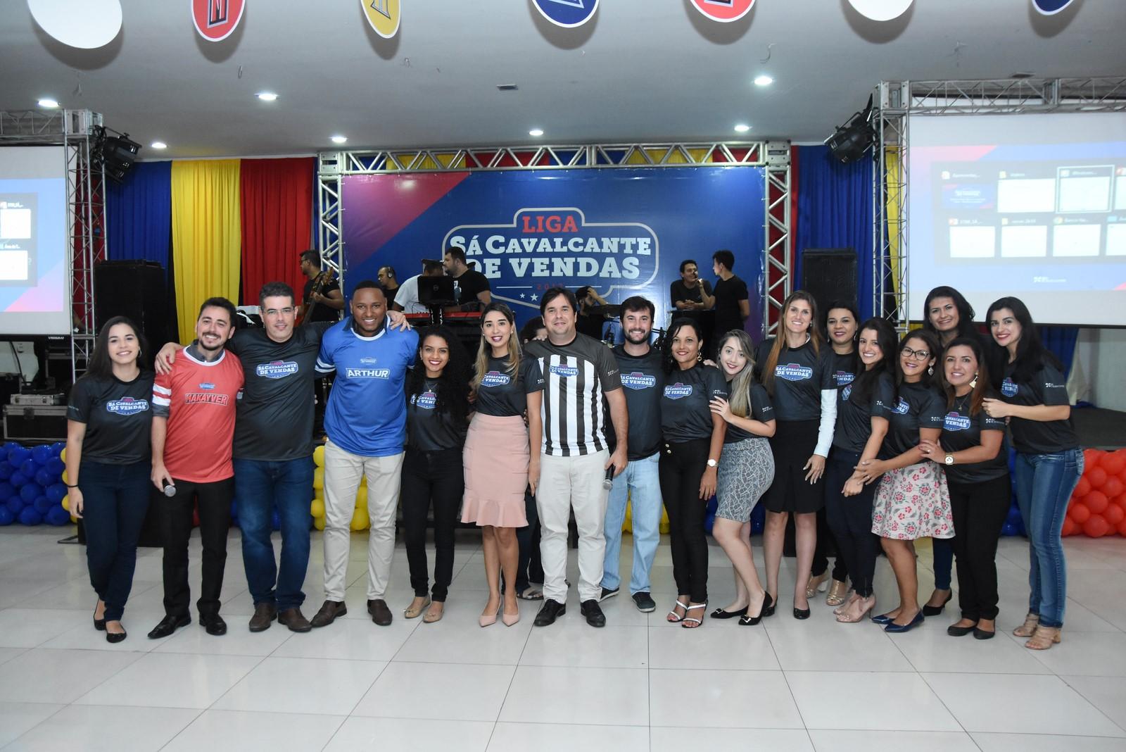 Equipe da Sá Cavalcante