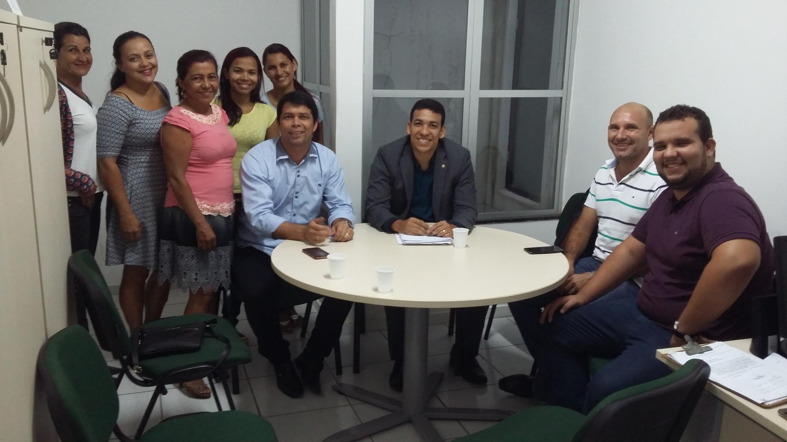 Assistidos de Lago da Pedra beneficiados com o Projeto do Centro de Resolução Extrajudicial de Conflitos (Crec)