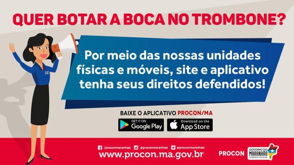 PROCON/MA informa canais para formalizar denúncia
