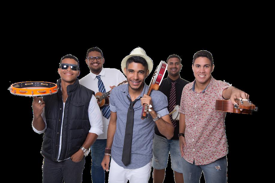 O Grupo Negro Som, que comanda Samba & Pagode com o melhor do Pop Samba nesse sábado à partir das 21hs no Mokai.