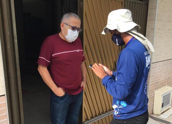 BRK inicia ação de recadastramento dos clientesde São José de Ribamar e Paço do Lumiar
