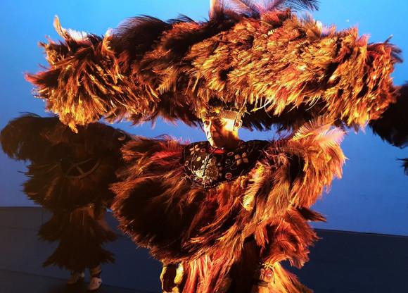 Sexta (31) e domingo (02/08) tem mais episódios de Caboclo de Pena: Os Protagonistas bailado maranhe