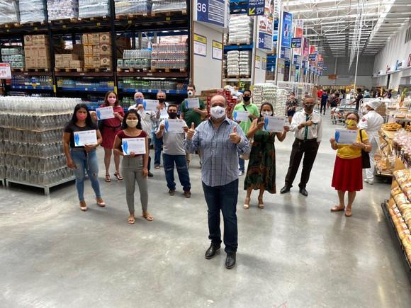 Grupo Mateus promove treinamento para microempreendedores de São Luís