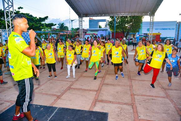 Lançamento do Projeto Feliz Idoso é um sucesso em Bacabal