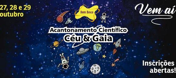 Acantonamento Científico Dom Bosco 2017