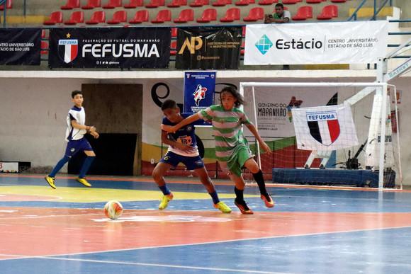 Maranhense de Futsal será atração neste fim de semana