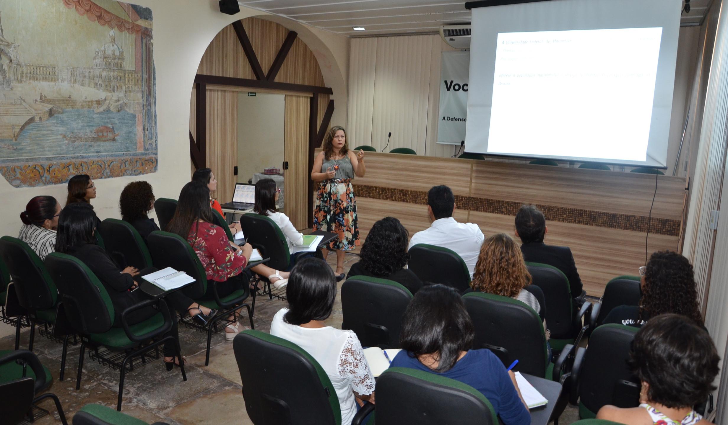 Representantes das três instituições se reúnem para tratar detalhes sobre a metodologia do atendimento