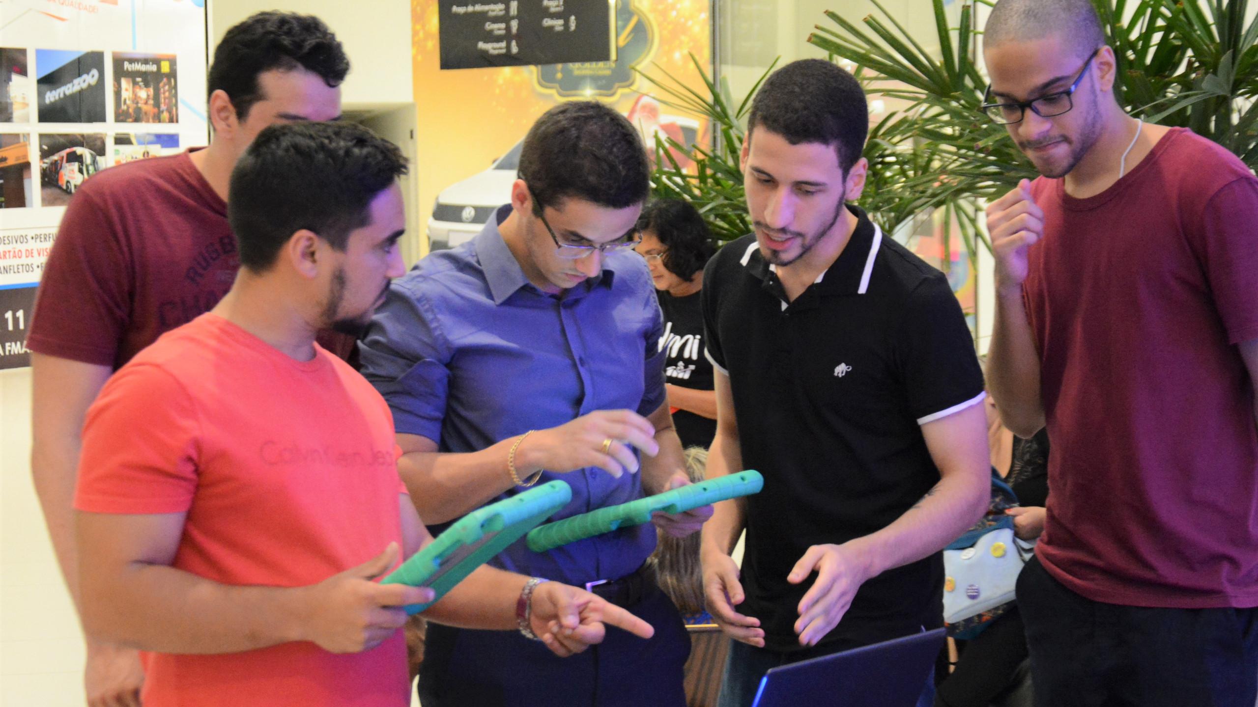 Na Feira DNA Empreendedor, alunos da UNDB terão a chance de expor ideias de negócios a empresários e investidores do mercado.