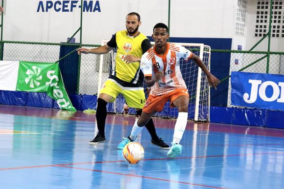 Balsas, Cruzeiro e Atlef avançam às quartas do Maranhense de Futsal