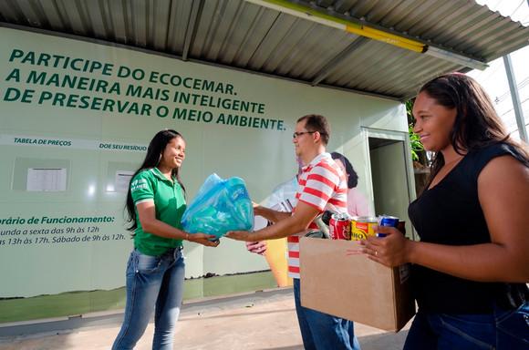 Projeto Ecocemar continua trazendo benefício à população maranhense