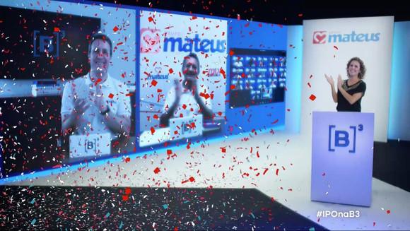 Grupo Mateus conclui IPO e estreia no Novo Mercado da B3