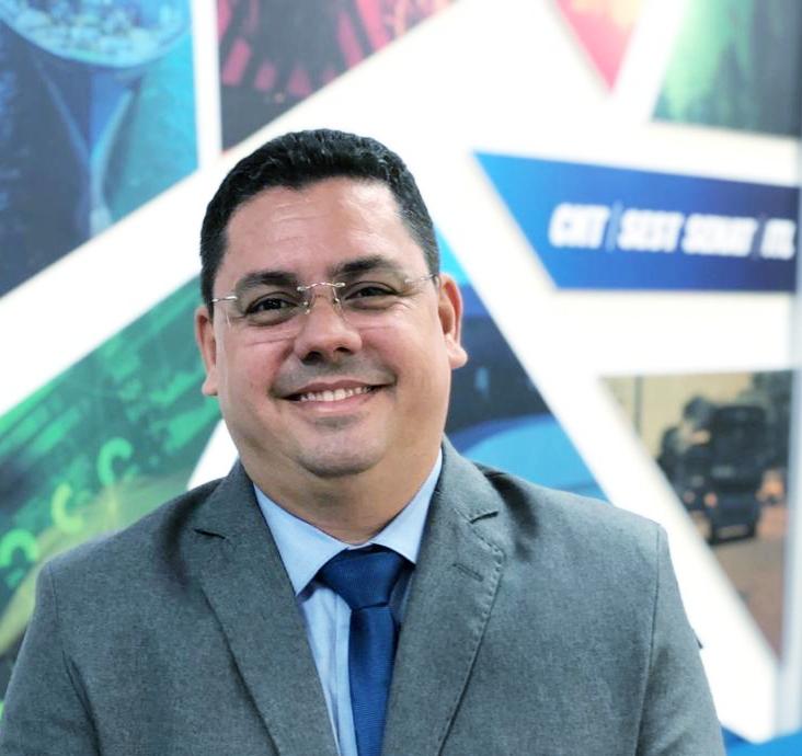 Sandro Henrique Salomão Belo, Diretor da Unidade SEST SENAT - São Luís faz chamamento da classe de cobradores para que aproveitem a oferta de cursos gratuitos e se matriculem o quanto antes.